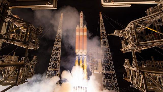 Misión histórica: NASA lanza primera nave con destino al Sol