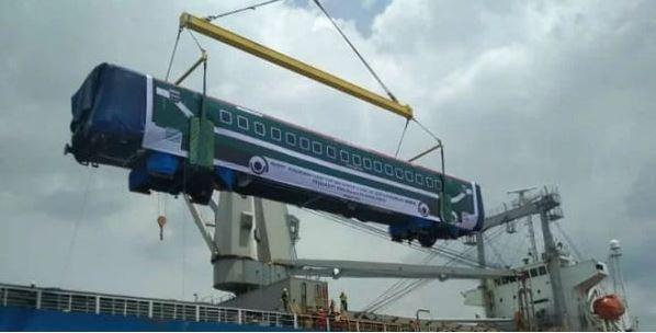 INKA Ekspor Kereta ke Bangladesh