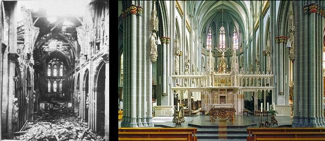 Xanten cathedral