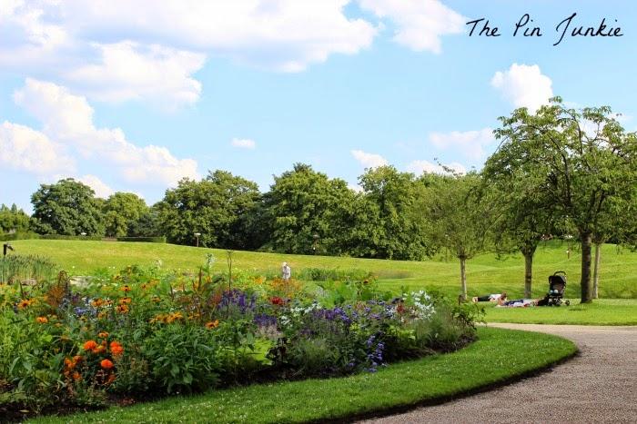 parc floral paris france