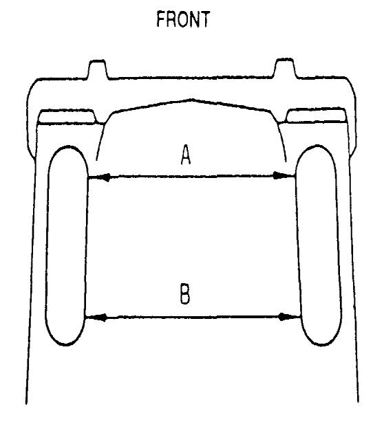 Front wheel alingment atau pengaturan posisi roda depan sangat berkaitan dengan pengendal APA itu FRONT WHEEL ALIGNMENT