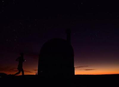 Night Running in Africa