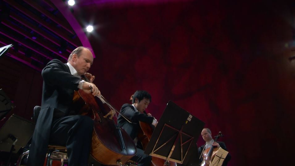 Faces of Classical Music: Giovanni Sollima: Violoncelles