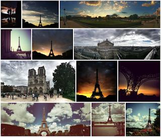 Paris stock photography via Fotolia