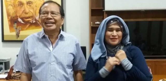 Neno Warisman Dan Rizal Ramli