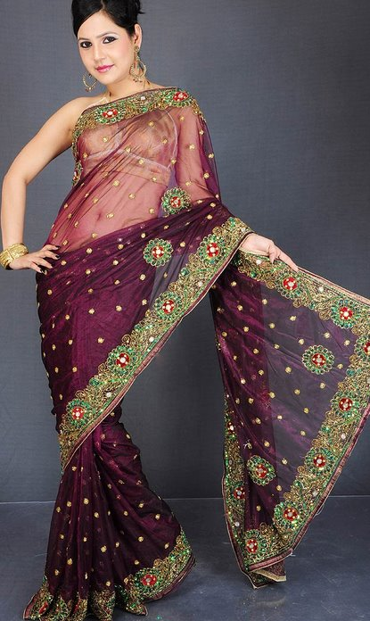Classic Net Saree Collection