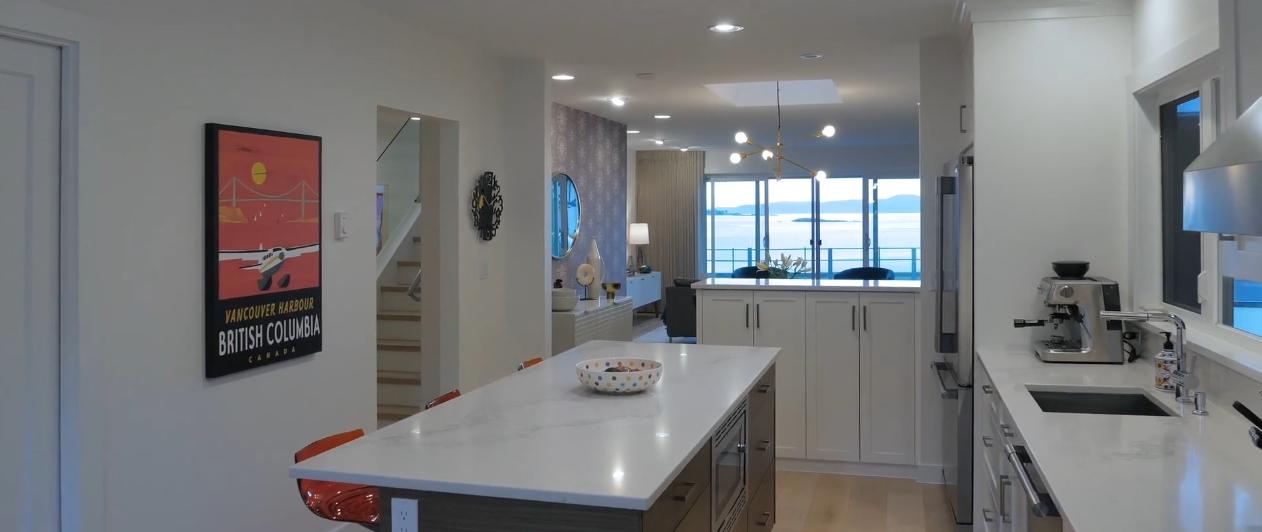 7 Photos vs. 1250 Beach Drive | South Oak Bay - High End Home & Interior Design Video Tour
