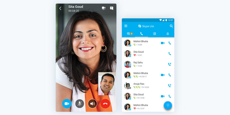 Skype-Lite-Android-Download