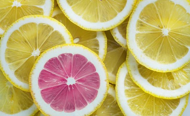 Cara Cepat Mengatasi Batuk Ringan Dengan Jeruk Lemon