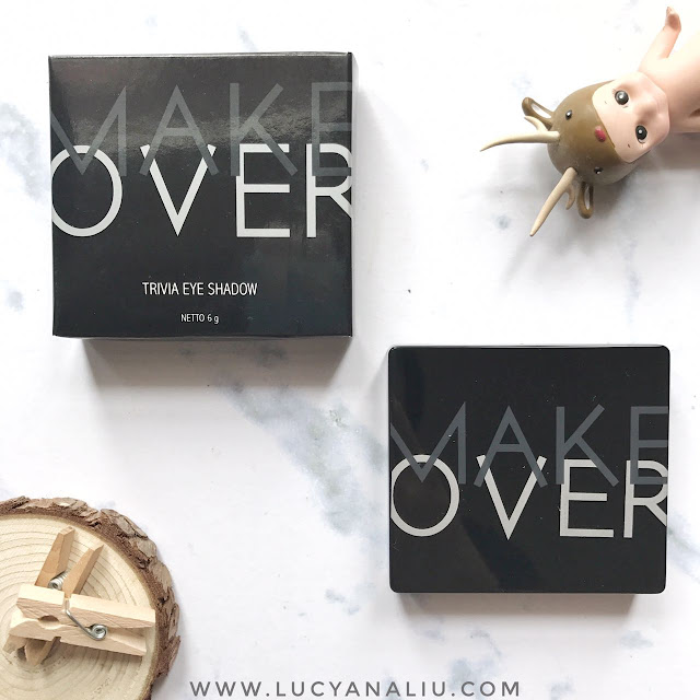 Make Over Trivia Eye Shadow review