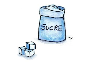 sugar by Yukié Matsushita