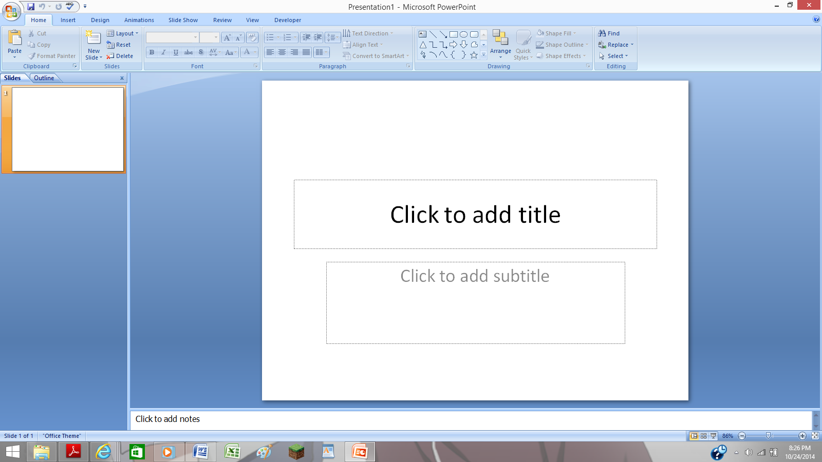 Learn Make a Simple Powerpoint Game in 7 easy Steps