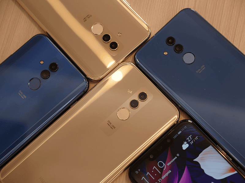 Huawei Mate 20 Lite with four cameras launched in Poland