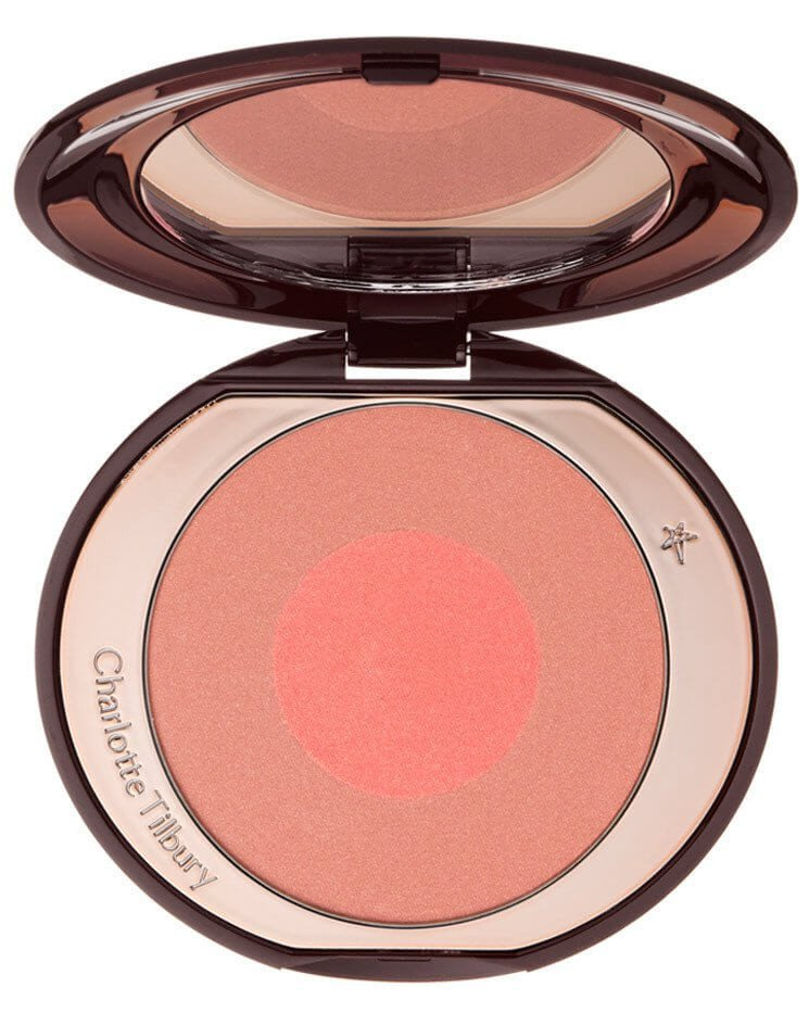 charlotte tilbury cheek to chic ectasy blush