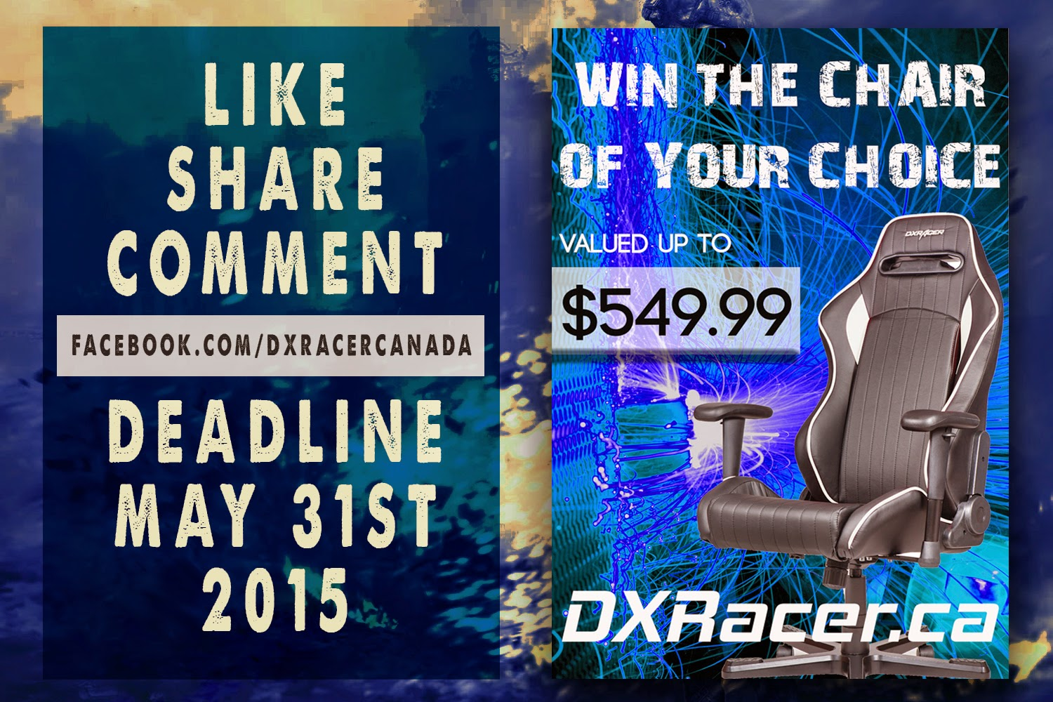 Dxracer Office Chair Canada Brown Accent With Ottoman On Sale In Win The Of