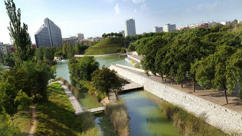 Europeantours, Parque de Cabecera