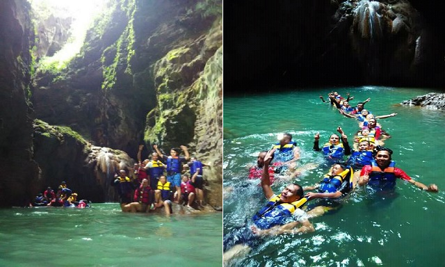 Paket Jojogan Body Rafting