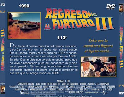 Regreso al futuro III - [1990]