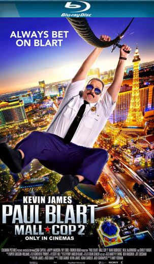 Paul Blart: Mall Cop 2 (2015) Full Movie