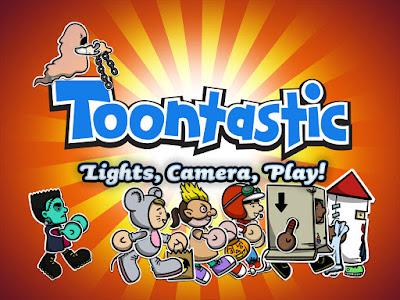 Toontastic: la aplicación más creativa para Tablets