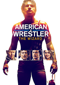 American Wrestler: The Wizard Poster