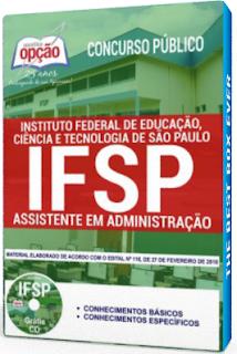 apostila-ifsp-assistente-em-administracao-2018