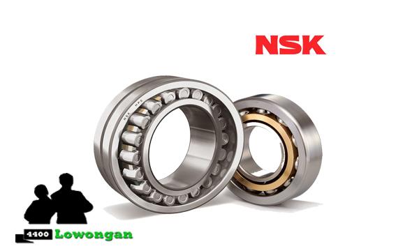 Lowongan Operator Produksi PT. NSK Bearings Manufacturing Indonesia