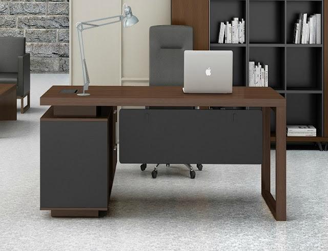 best buy modern home office desk London for sale online