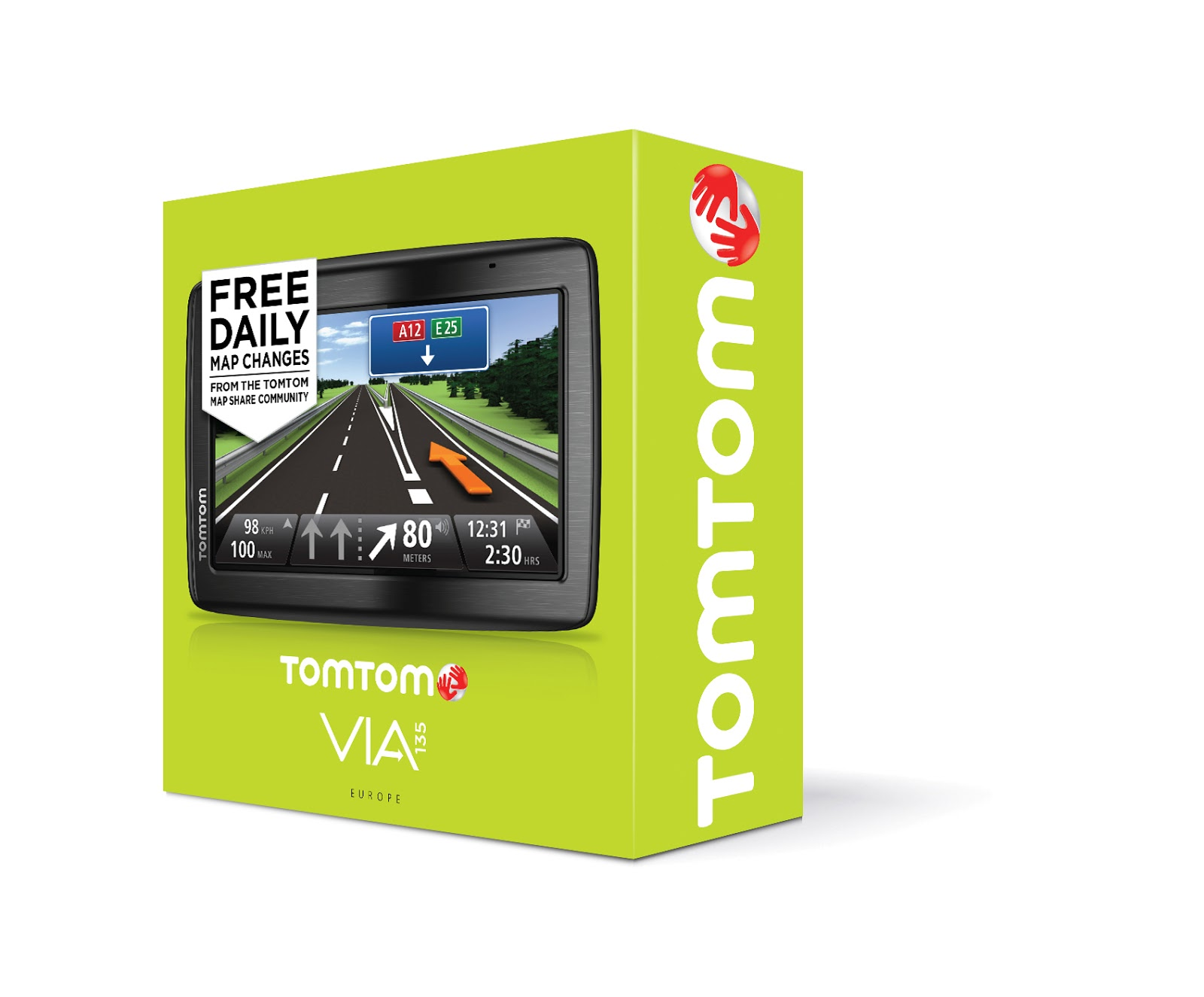 tomtom via 135 map crack