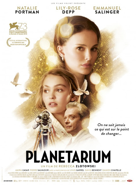 Planetarium (2016) ταινιες online seires oipeirates greek subs