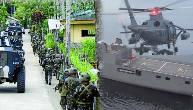 isid in kontrolundeki marawi kenti filipin ordusu yeni hamle