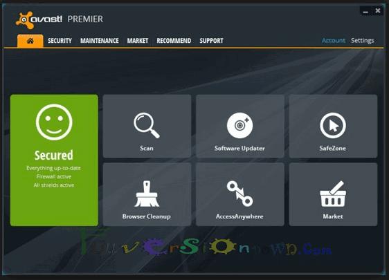 Avast! Premier 2017 Full Version