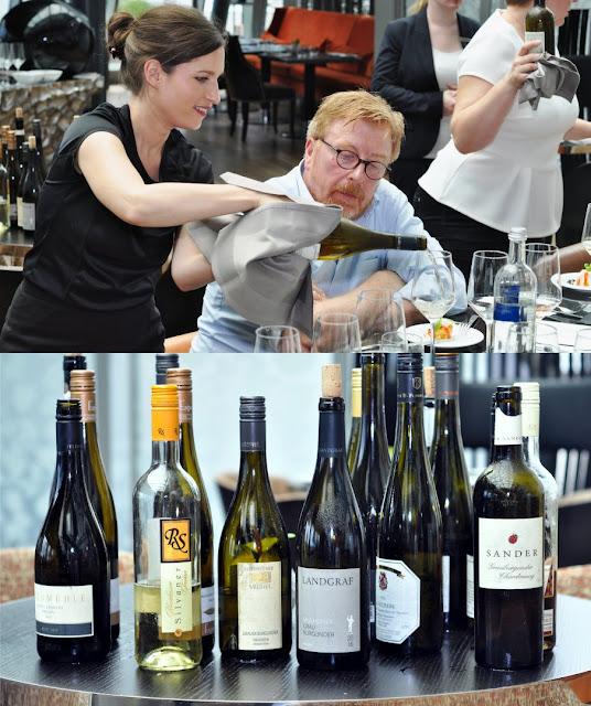 Rheinhessenwein trifft feine Speisen beim Tastetival im Hyatt Mainz