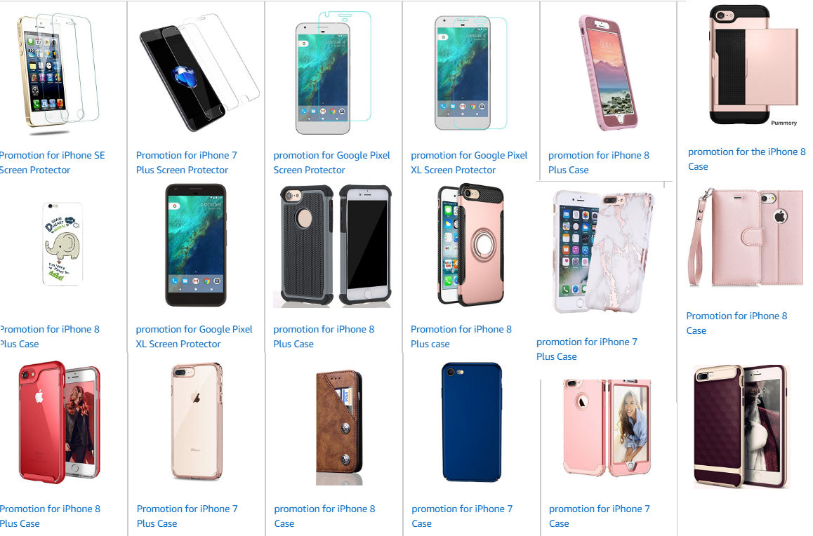 uk availability 3dae7 1b116 iPhone 7, iPhone 8 Cases and Google Pixel Screen Protectors all ...