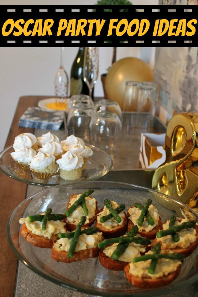 Pieces Of A Mom Easy And Festive Oscar Party Food Ideas
