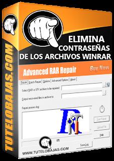 Advanced Rar Repair v1.2 Full - Elimina Contraseñas De Los Archivos Winrar .RAR Advanced%2BRar%2BRepair%2Bv1.2%2BFull