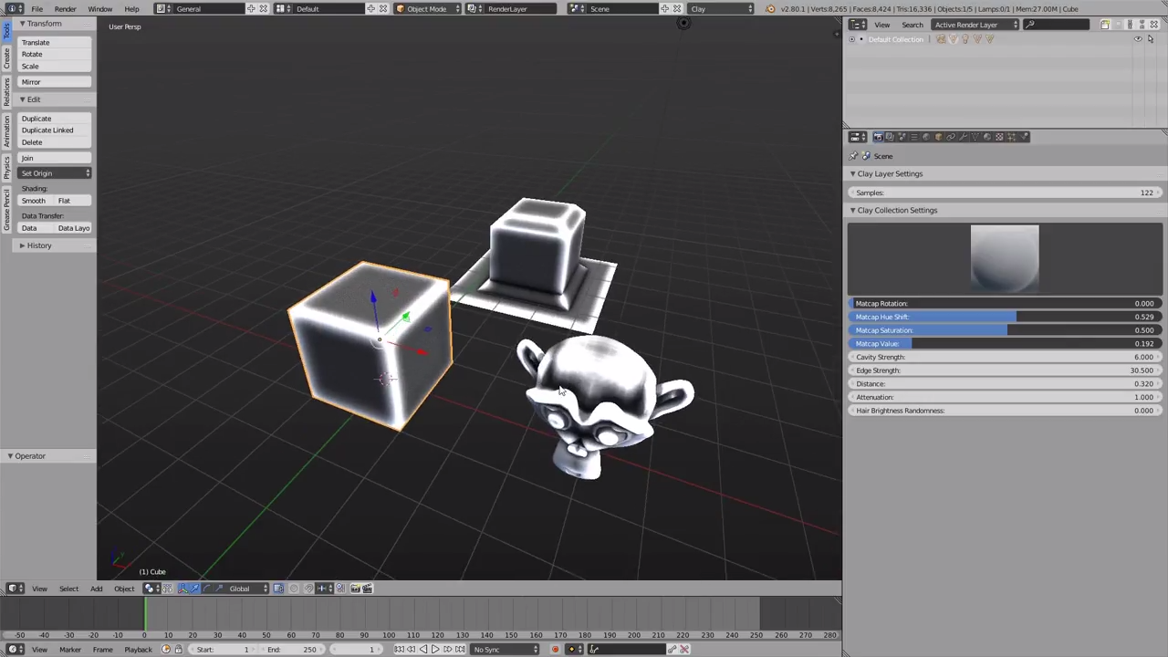 Getting Started With Eevee for Blender   CG TUTORIAL