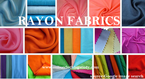 how to clean rayon fabric