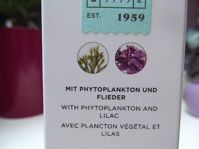maska s fytoplanktónom a orgovánom