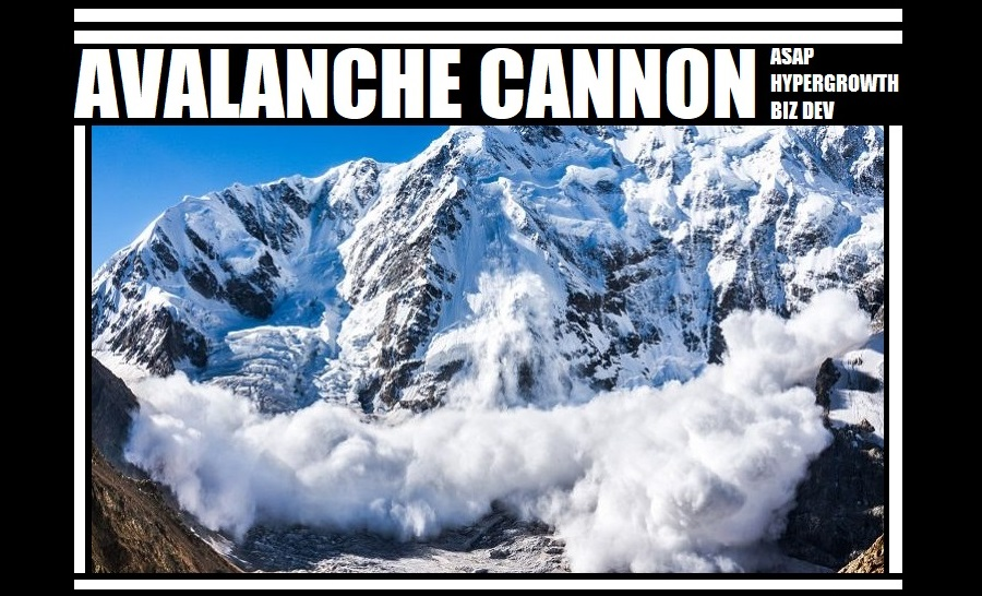 Avalanche Cannon