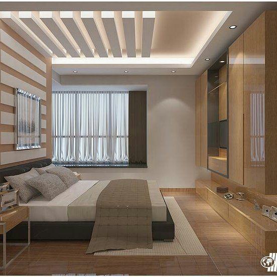 Ceiling design for master bedroom.