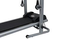 """13.4"""" wide, 41.7"""" long deck belt on Sunny SF-T7615 treadmill"""