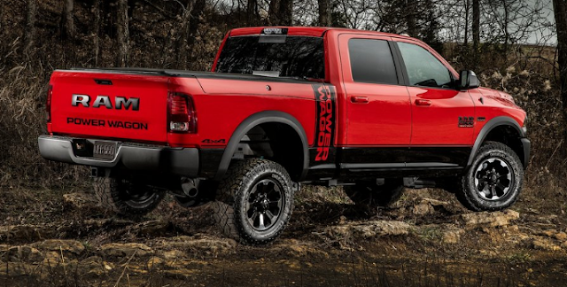 2017 Dodge Ram Power Wagon Exterior
