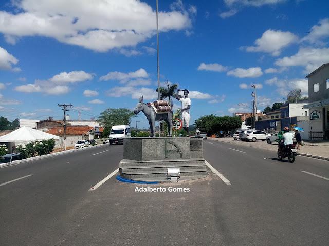 Em Craíbas, Dois Riachos e Santana do Ipanema, MPF pede à Justiça a retirada de nomes de pessoas vivas  de bens públicos