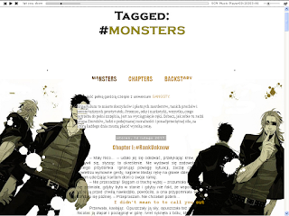 Tagged#MONSTERS