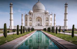 Fuente del Taj Mahal