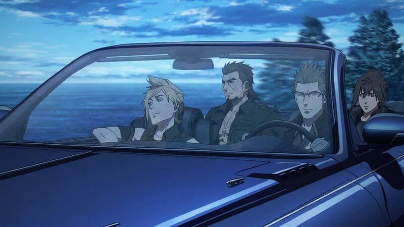 Square Enix Merilis Anime Final Fantasy XV Gratis! Tonton Sekarang Juga!