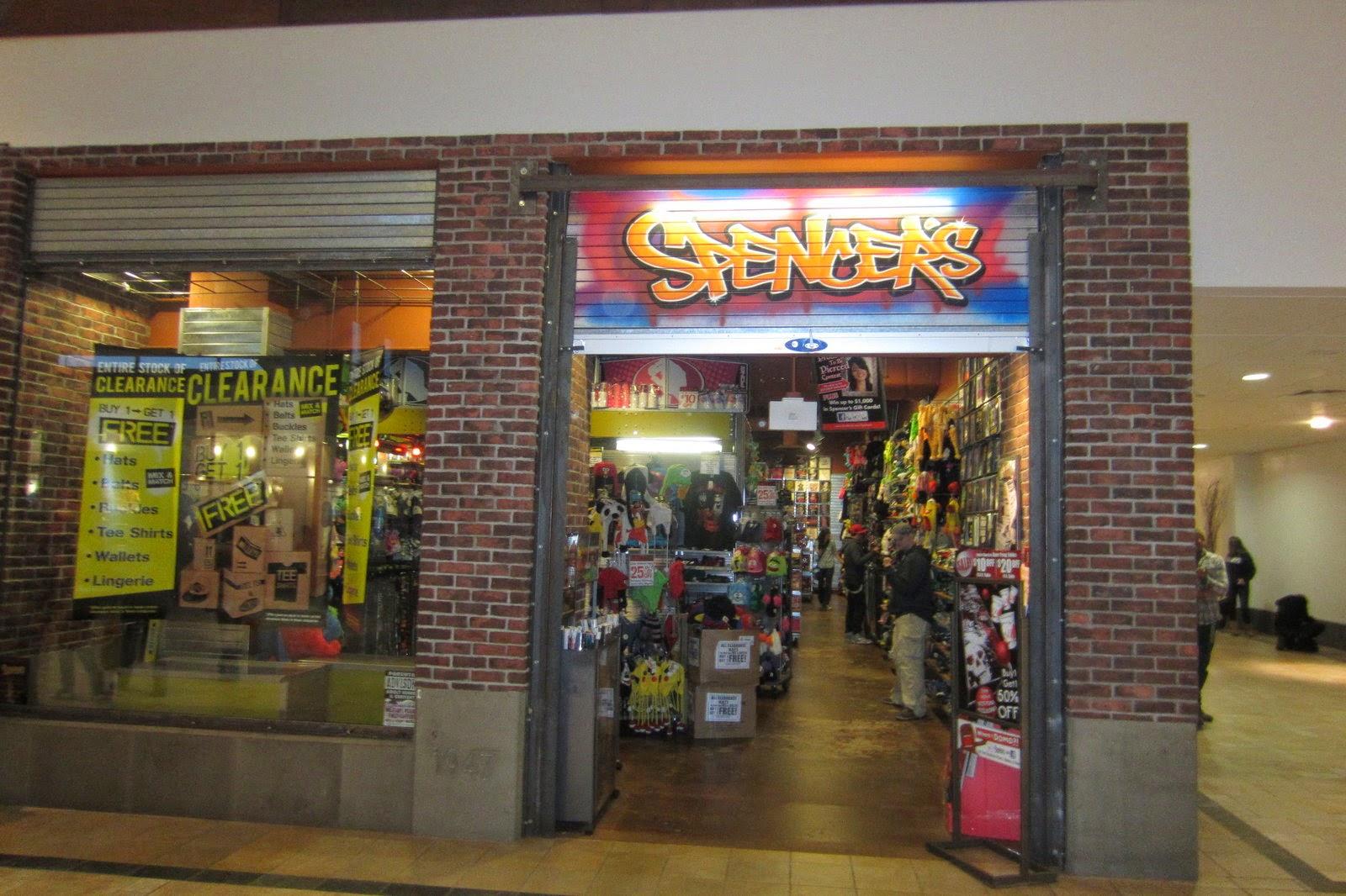 Spencer Shoe Shop Porchester