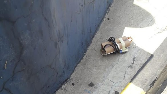 Ini Benda Mirip Bom yang Ditemukan di Dekat Pintu Tol Sidoarjo