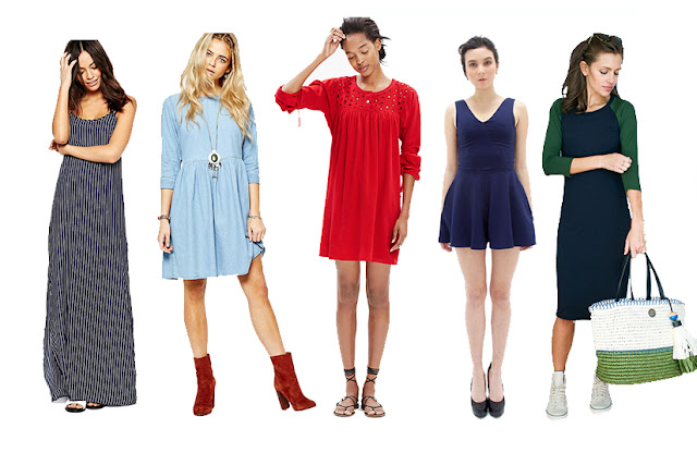 Spring/Summer Capsule Wardrobe: Five Dresses for Play from Honey and Smoke Studio